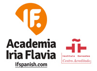 Logo of IF. Academia Iria Flavia