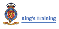 Logo de King�s Training