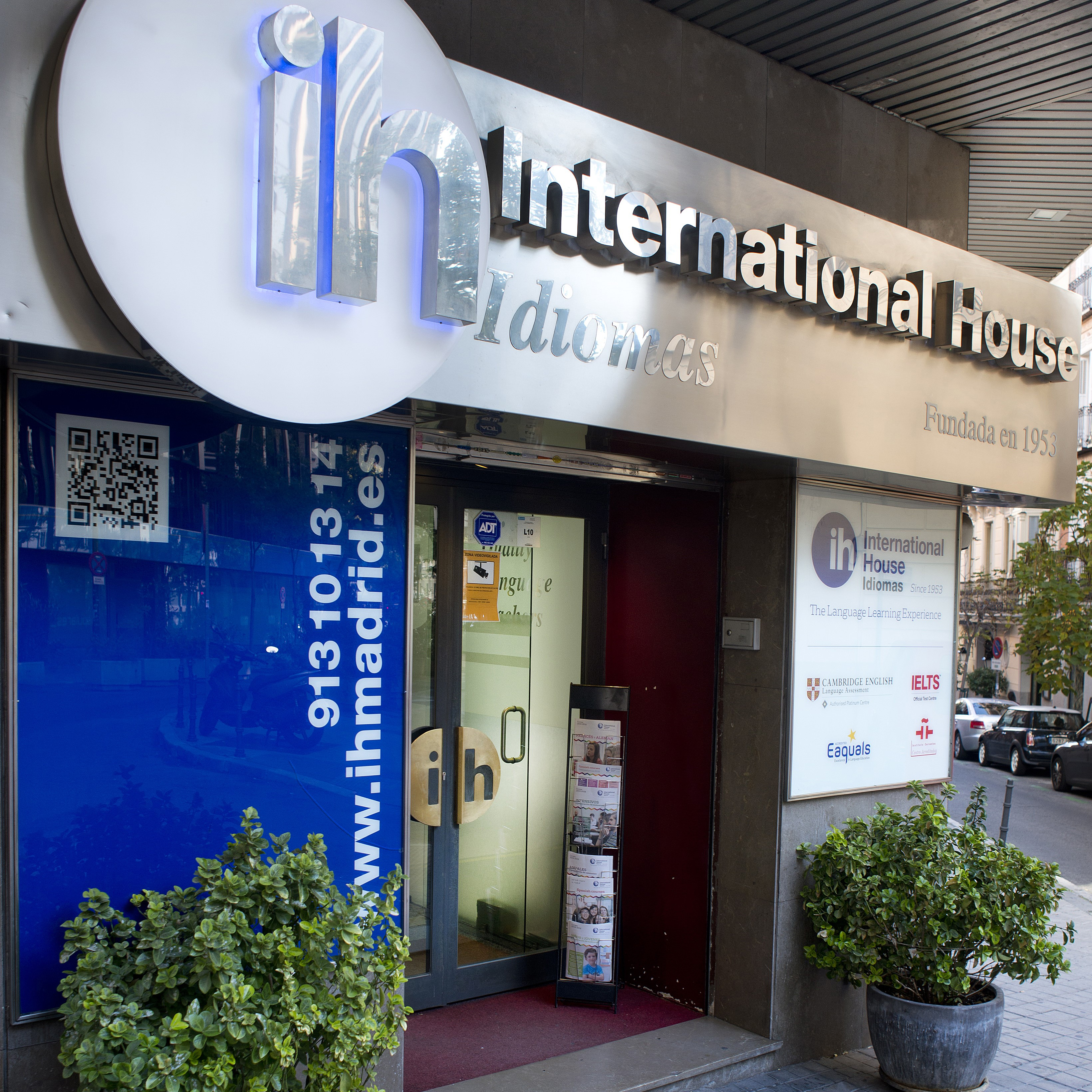 Foto de International House Madrid